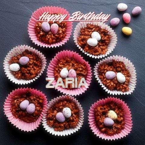 Zaria Birthday Celebration