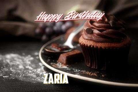 Happy Birthday Cake for Zaria