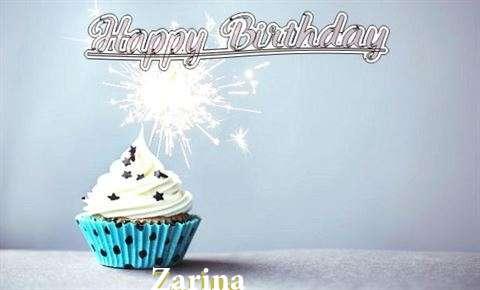 Happy Birthday to You Zarina