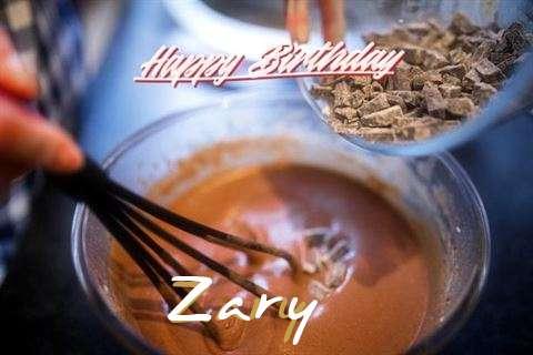 Happy Birthday Wishes for Zary
