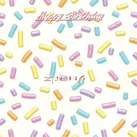 Birthday Images for Zasha