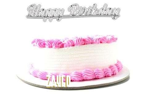 Happy Birthday Wishes for Zayed