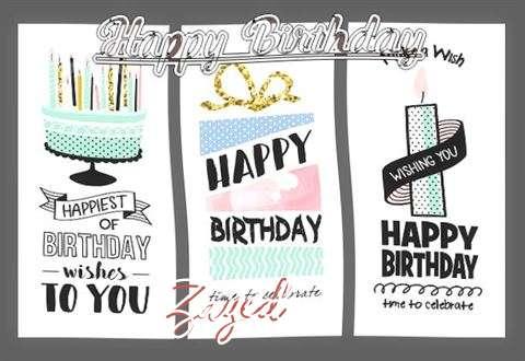 Happy Birthday to You Zayed