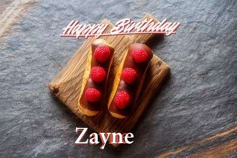 Zayne Cakes