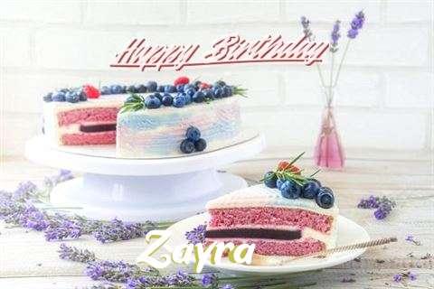 Zayra Cakes
