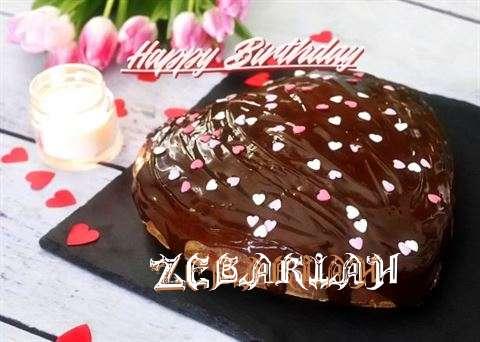 Happy Birthday Zebariah