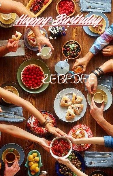 Birthday Images for Zebedee