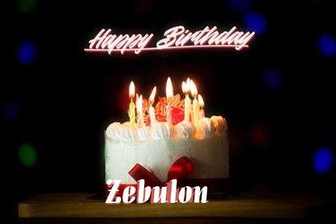 Birthday Images for Zebulon