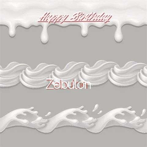 Happy Birthday to You Zebulon
