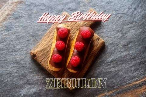 Zebulon Cakes