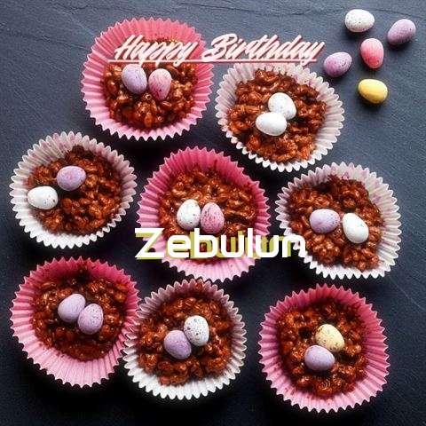 Zebulun Birthday Celebration