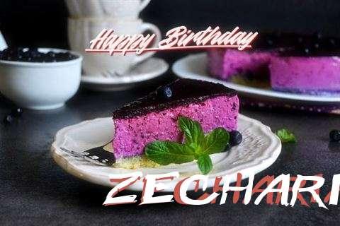 Wish Zechariah