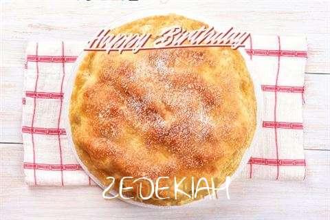 Wish Zedekiah