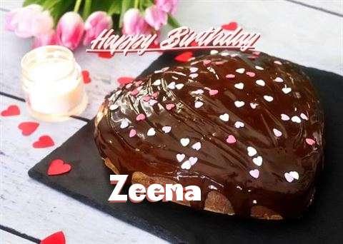 Happy Birthday Zeena