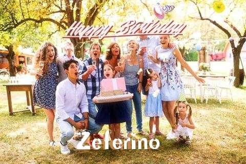 Happy Birthday Zeferino