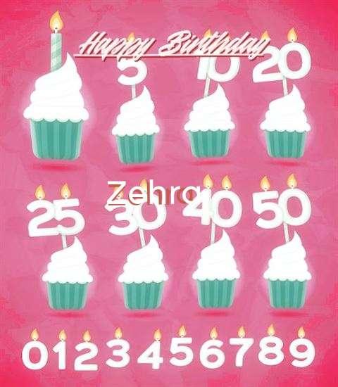 Birthday Images for Zehra