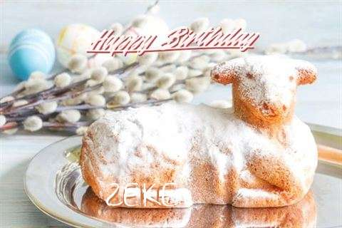 Zeke Cakes