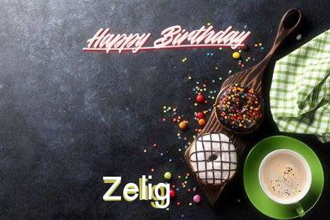 Happy Birthday Wishes for Zelig