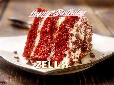 Happy Birthday to You Zella