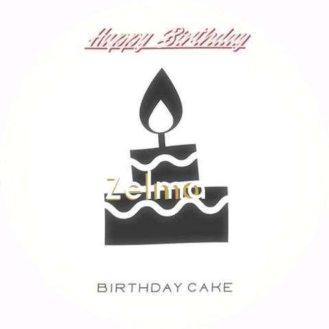 Happy Birthday to You Zelma