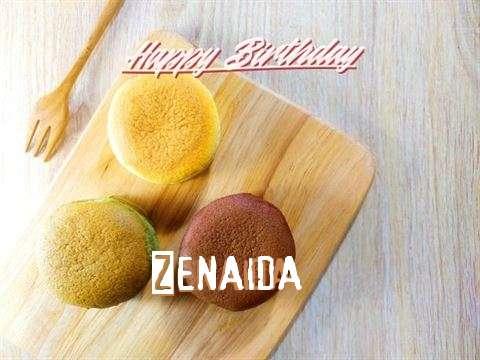 Happy Birthday Zenaida