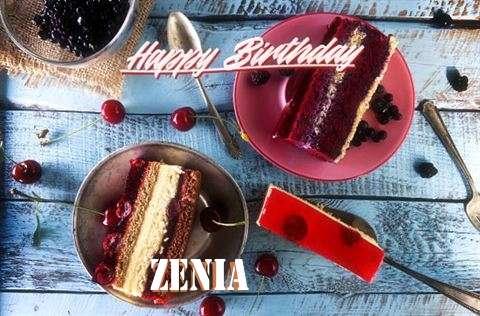 Zenia Birthday Celebration