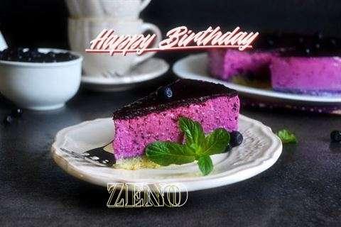 Zeno Birthday Celebration