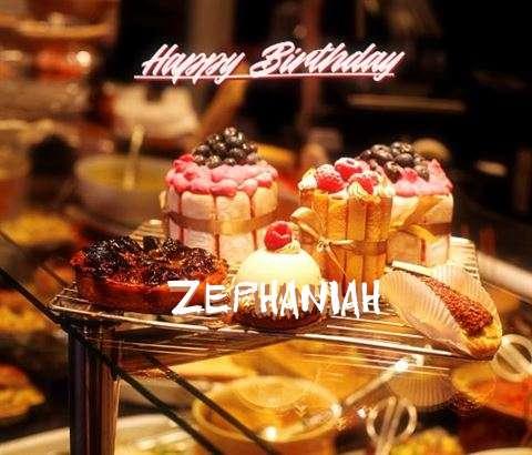 Zephaniah Birthday Celebration