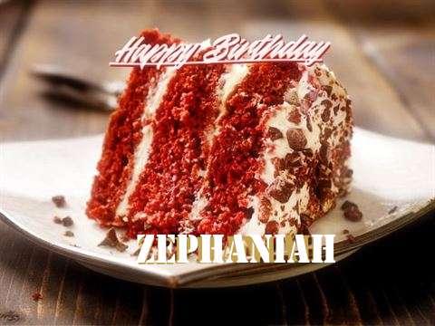Happy Birthday to You Zephaniah