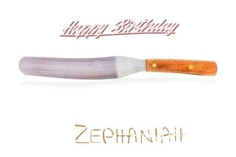 Wish Zephaniah