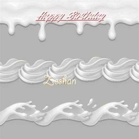 Birthday Images for Zeshan
