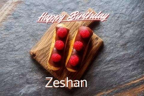 Happy Birthday to You Zeshan