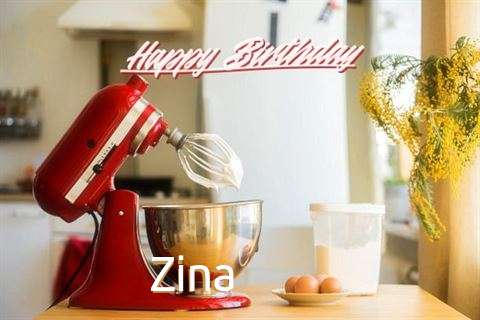 Happy Birthday to You Zina