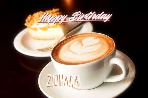 Happy Birthday Ziomara