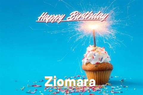Happy Birthday Wishes for Ziomara