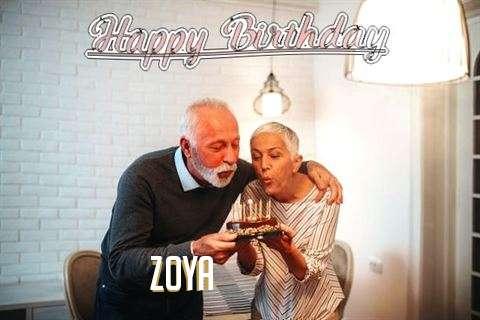 Zoya Birthday Celebration